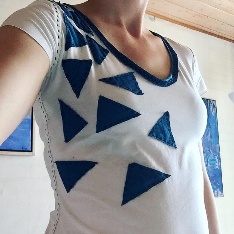 t-shirt an mensch