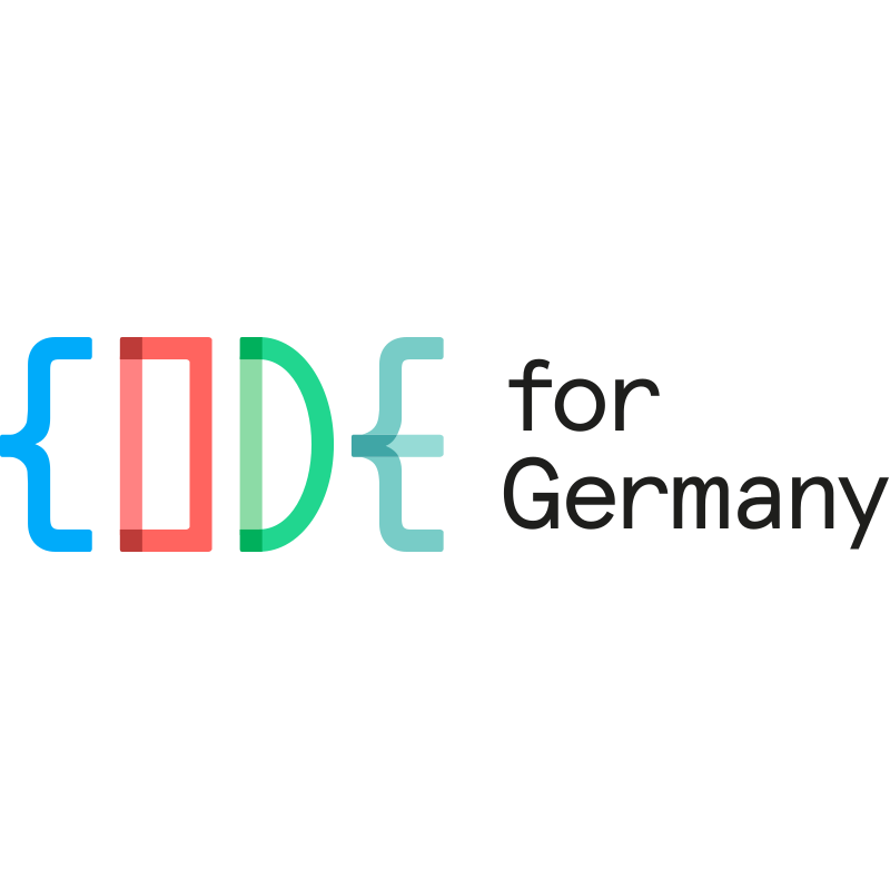 Code For Germany Logo
